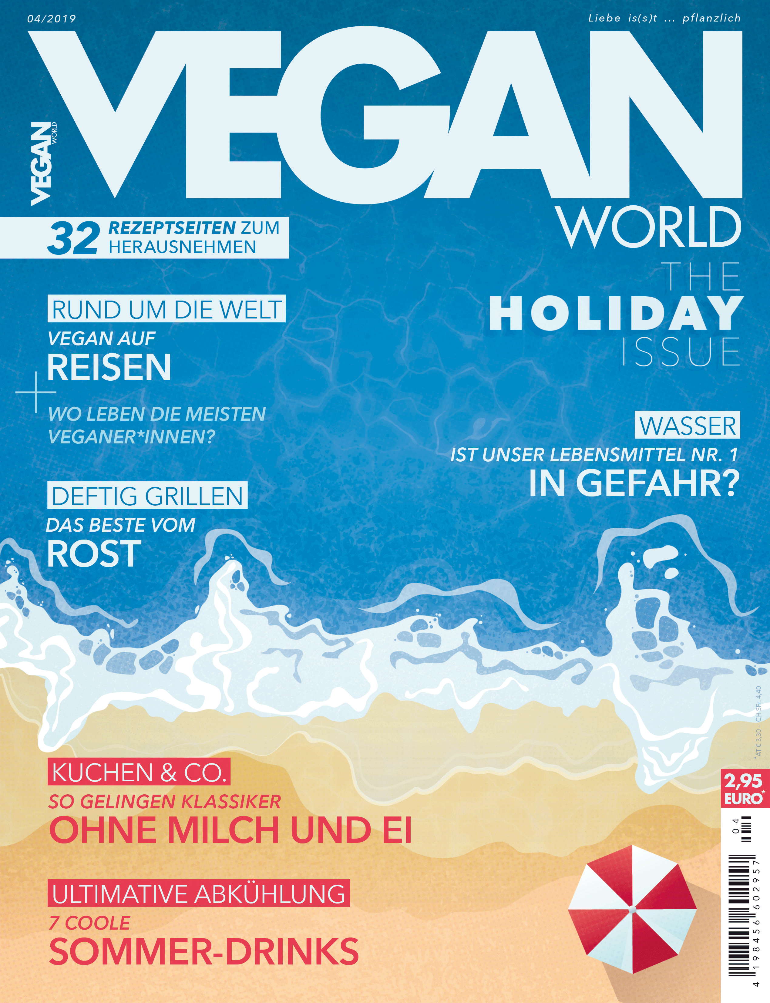 Vegan World 04 2019