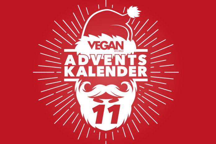 Vegan World Adventskalender: Türchen 11