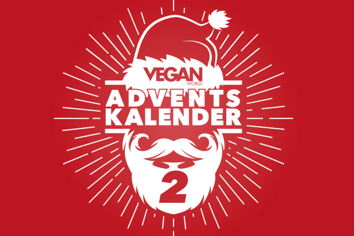 Vegan World Adventskalender: Türchen 2