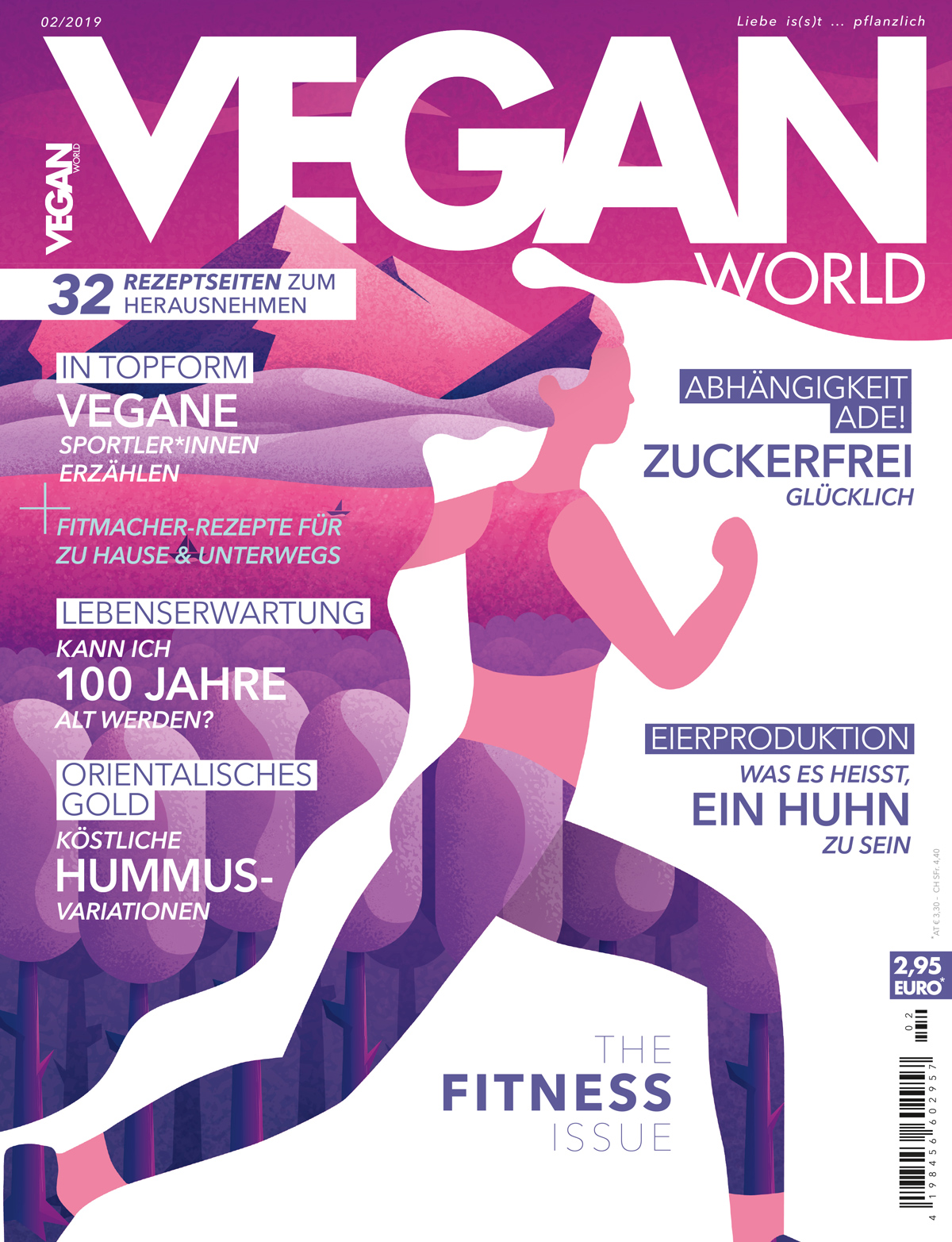 Vegan World 02 2019