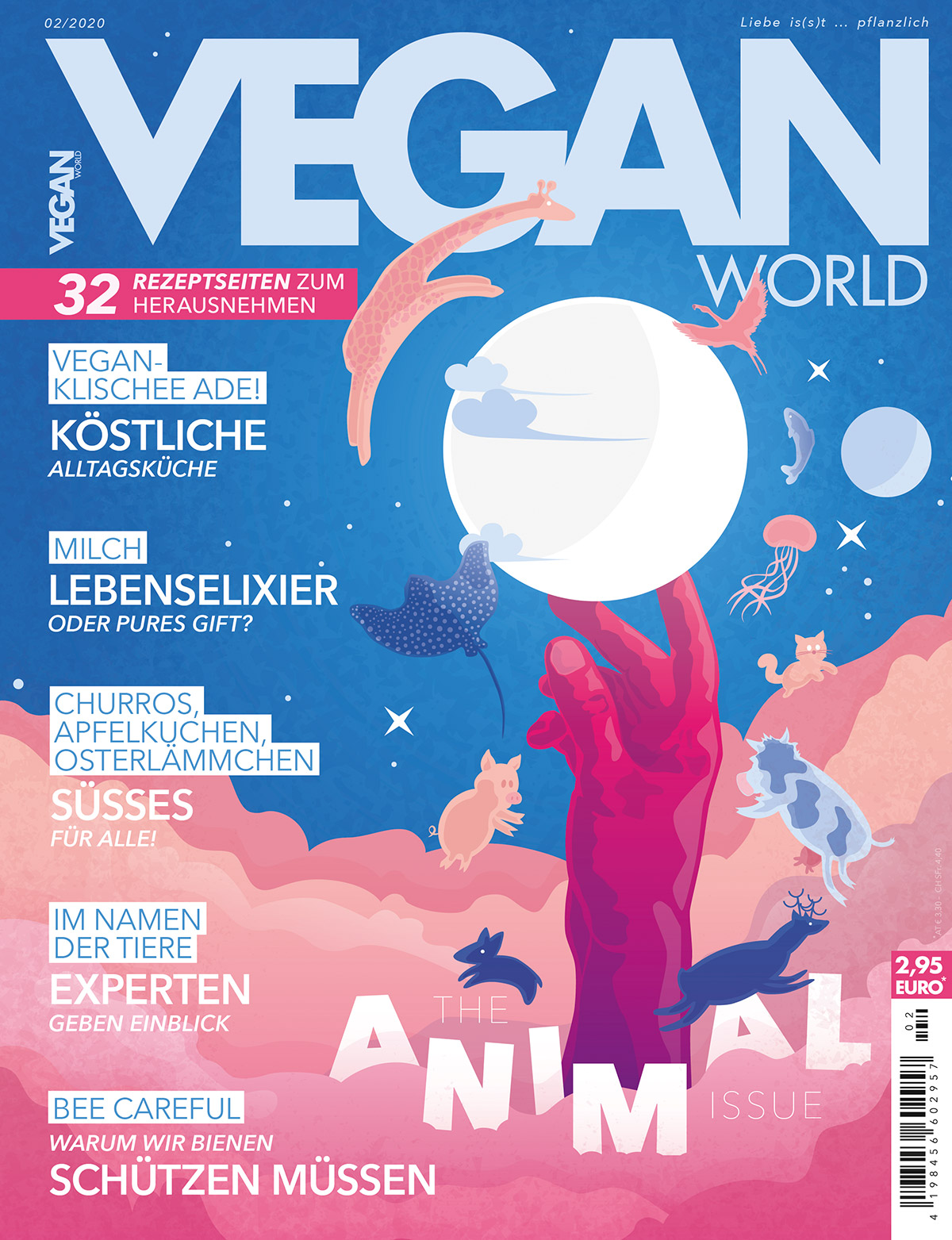Vegan World 02 2020