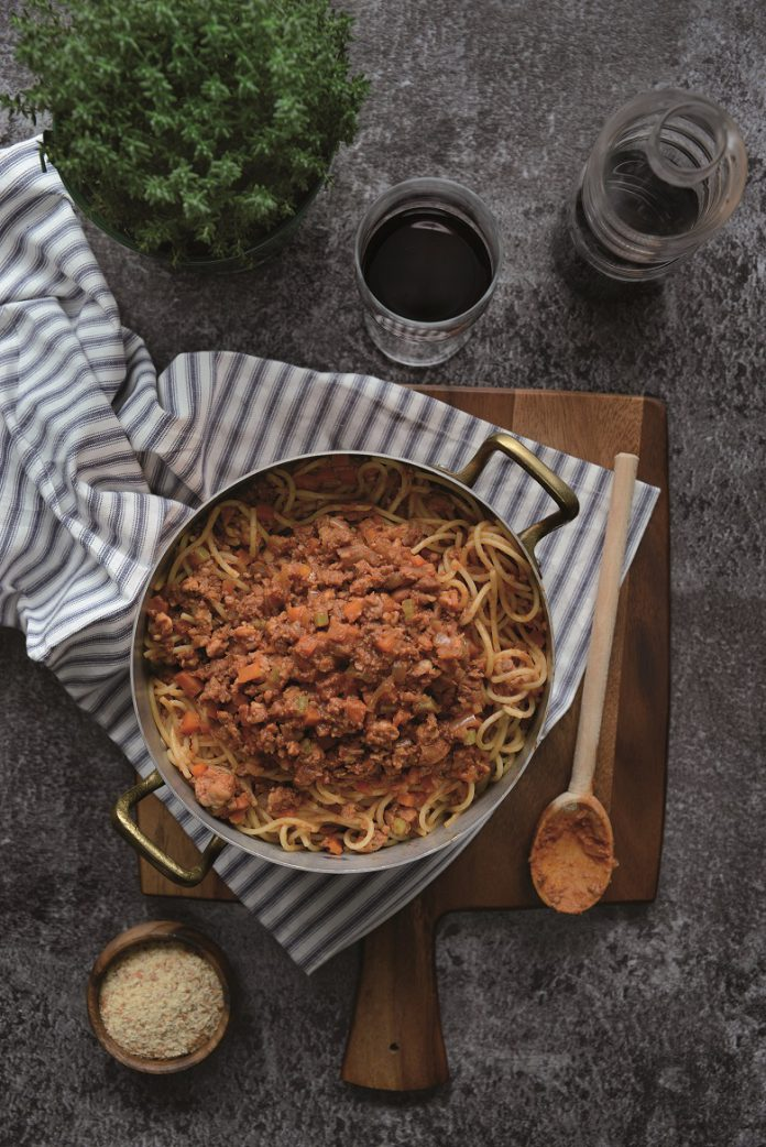 Dienstag ist Bolognese-Tag!
